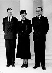 Vojvoda i Vojvotkinja od Kenta s knezom Pavlom