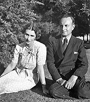 Kneginja Olga i knez Pavle